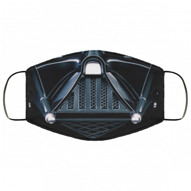 Darth Vader Cloth Face Mask