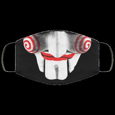 Jigsaw Face Face Mask Washable, Reusable