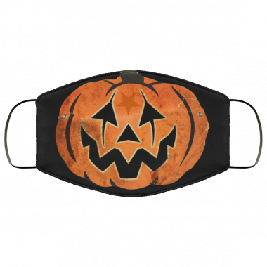 Cult of the Great Pumpkin face Mask