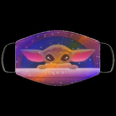 Argyle - Pastel Candy Pink Lavender face Mask