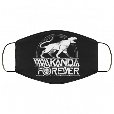 Wakanda Forever Meme face mask washable reusable