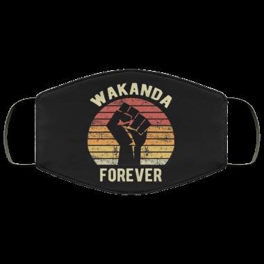 Wakanda Forever Mask face mask