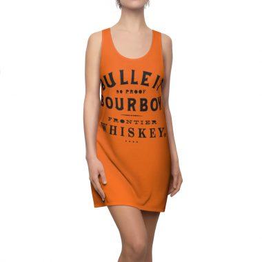 Bulleit Bourbon Frontier Whiskey Dress Women's Cut And Sew Racerback