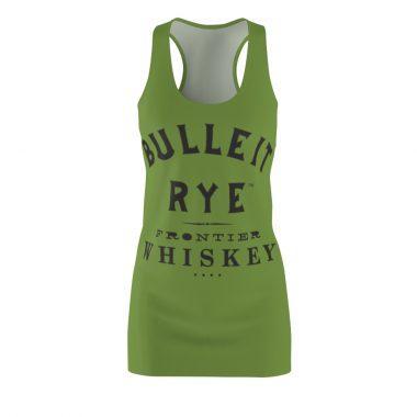 Bulleit Rye Frontier Whiskey Costume Dress