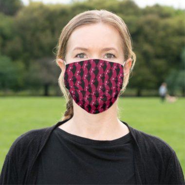 Grim Reaper Halloween Cloth Face Mask