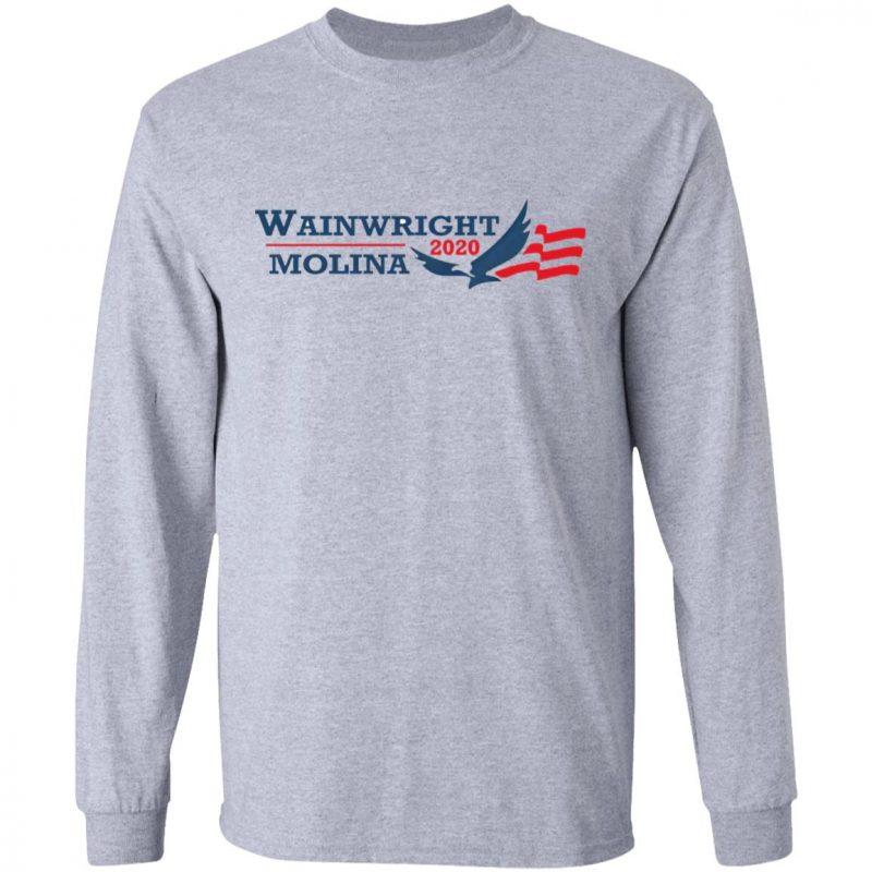 wainwright molina 2020 shirt, Hoodie