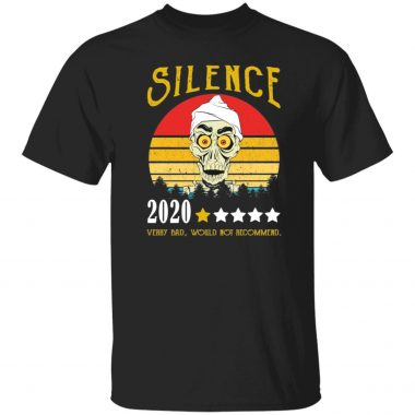 Achmed Silence 2020 Very Bad Would Not Recommend T-Shirt