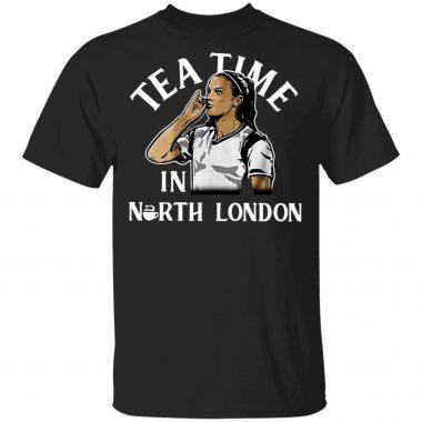 Alex Morgan Tea Time in North London T-Shirt