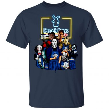 Dutch Bros Coffee Halloween T-Shirt
