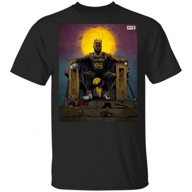 All hail the King Lebron James T-shirt