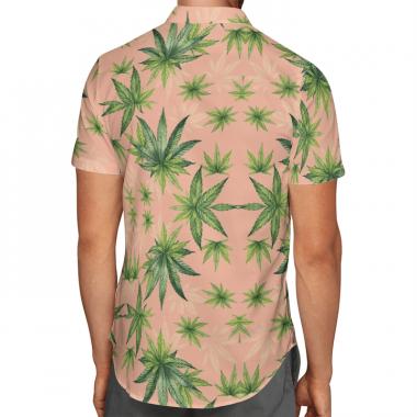 Amazing Weed Hawaiian Shirt, Beach Shorts