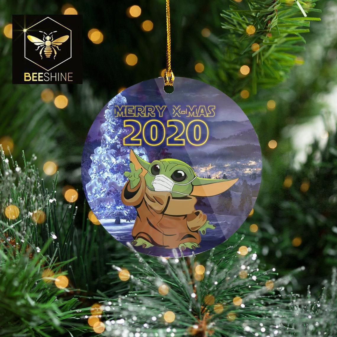 Florida Gators Yoda Tumbler Funny Xmas Gift 2020