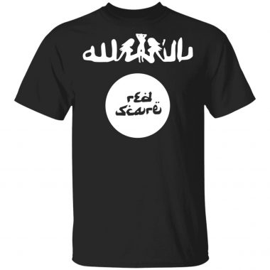 Red Scare isis T-Shirt