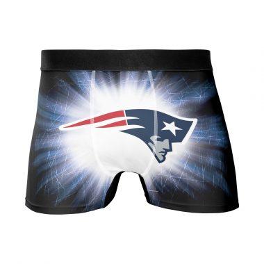 New England Patriots Men's Underwear Boxer Briefs