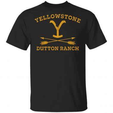 Yellowstone Dutton Ranch Arrow Shirt