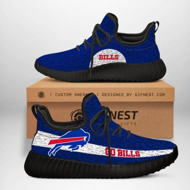Buffalo Bills NFL Yeezy Boost 350 V2 Sneaker