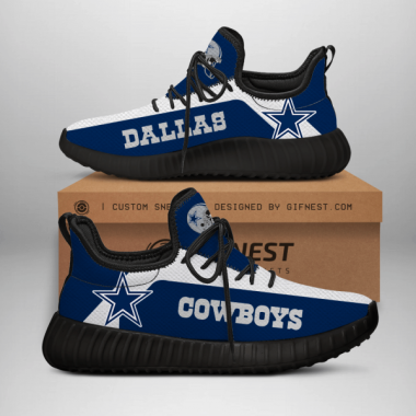 Dallas Cowboys NFL Yeezy Boost 350 V2 Sneaker