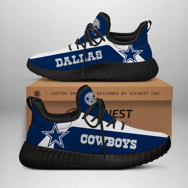 Dallas Cowboys NFL Yeezy Boost 350 V2 Sneaker