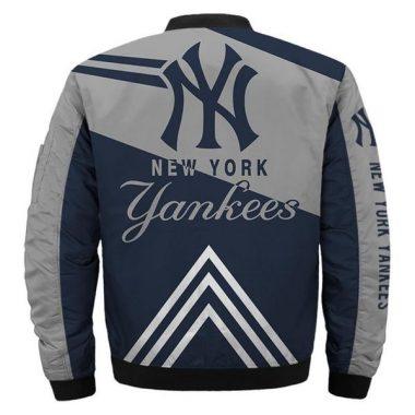 MLB Bomber Jacket Men New York Yankees Jacket For Sale Bomber Jacket Size S-5XL