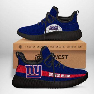 New York Giants NFL Yeezy Boost 350 V2 Sneaker