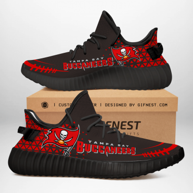 Tampa Bay Buccaneers Football Team Yeezy Sneaker