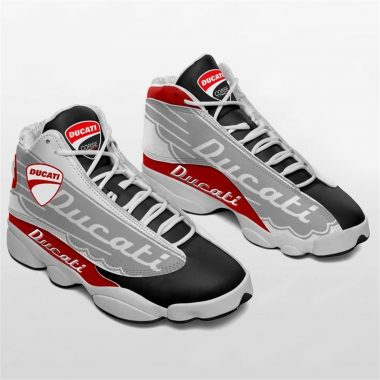 Ducati Form Air Jordan 13 Sneakers Shoes Full Size