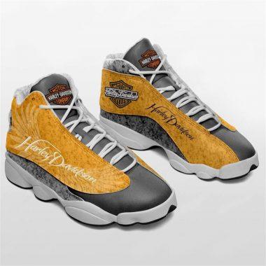Harley Davidson Form Air Jordan 13 Sneakers Motor Company Shoes