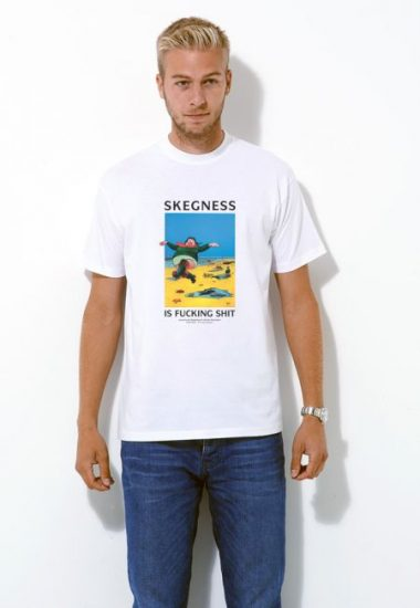 Skegness Is Fucking Shit T-shirt