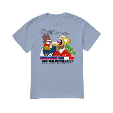 simpsons Haitian Revolution T-Shirt