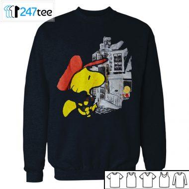 Peanuts Woodstock Charlie Brown Halloween Shirt