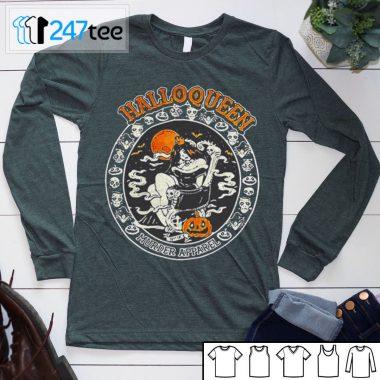 Murder Apparel skeleton pumpkin halloween T-shirt