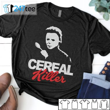 Michael Myers Cereal Killer T-shirt