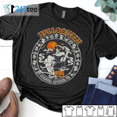 Murder Apparel pumpkin halloween T-shirt