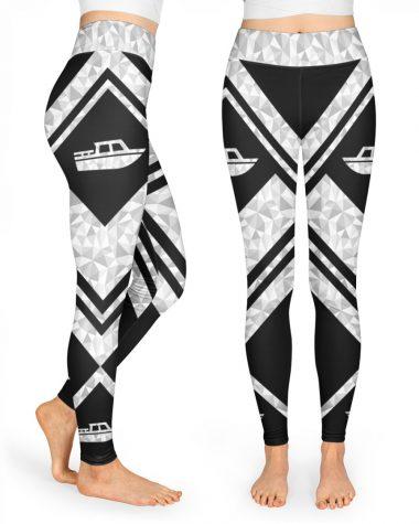 Boat leggings High Waist Leggings for girls, Best legging for Women