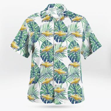 Chevrolet logo dandy comfortable Hawaiian Shirts, Beach Short