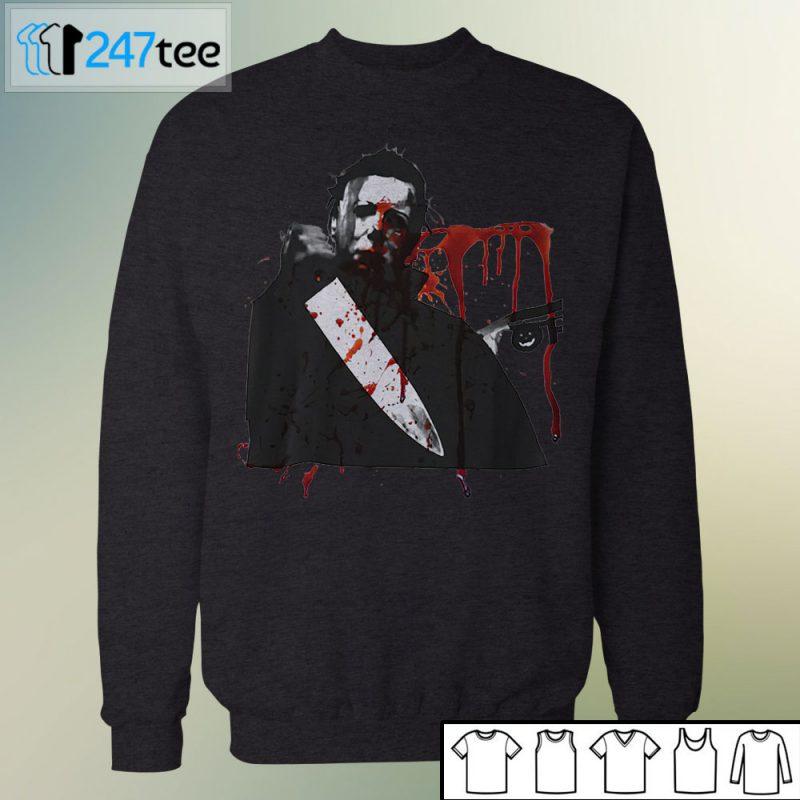 Michael Myers Horror Movie Halloween T-Shirt