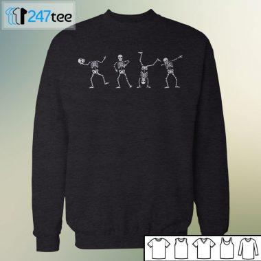 Dancing Skeletons halloween Shirt