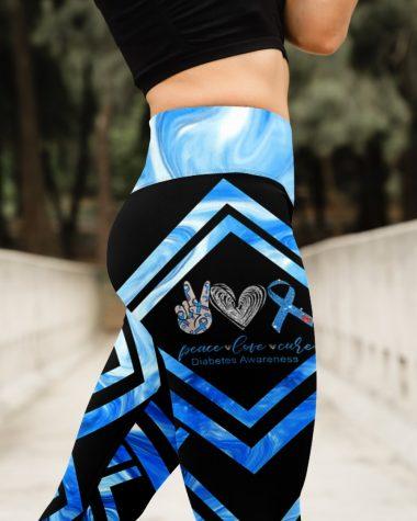 Peace Love Cure Legging High Waist Leggings for girls, Best legging for Women