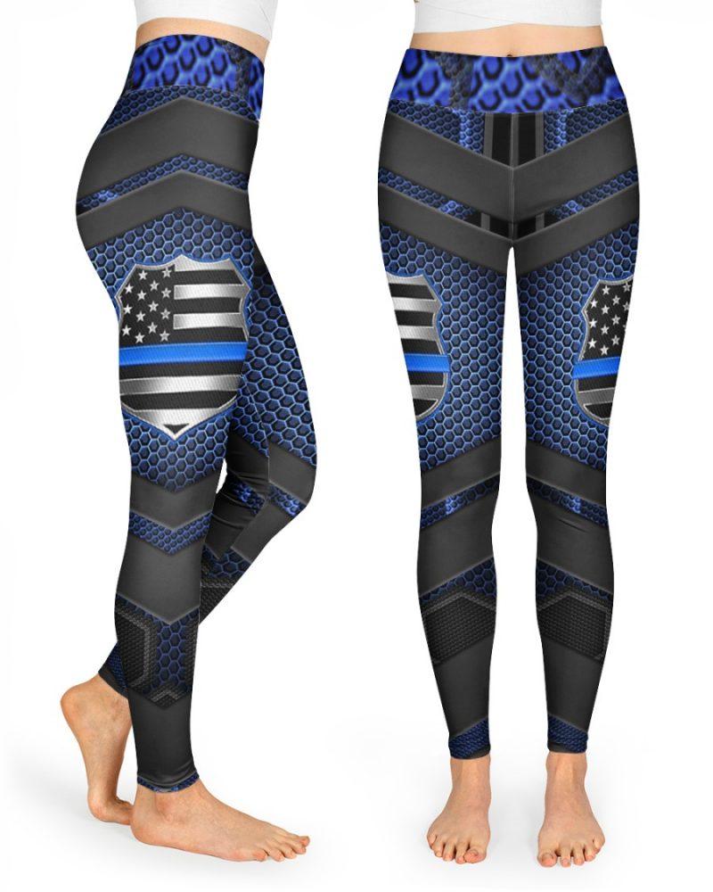 Police High Waist Leggings for girls, Best legging for Women