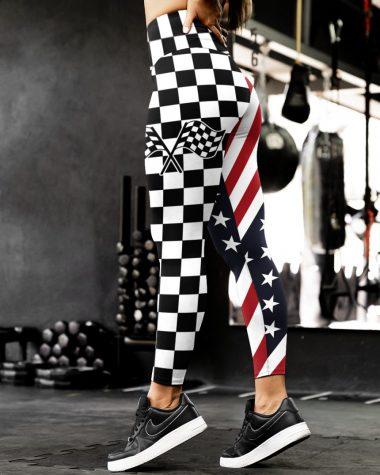 Racing legging High Waist Leggings for girls, Best legging for Women