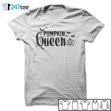 Pumpkin Queen halloween T-shirt