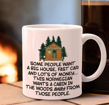 Some people want a big house fast car and lots of money Mug, Coffee Mug