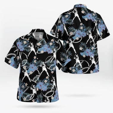 Baseball Hawaiian Shirts, Beach Short