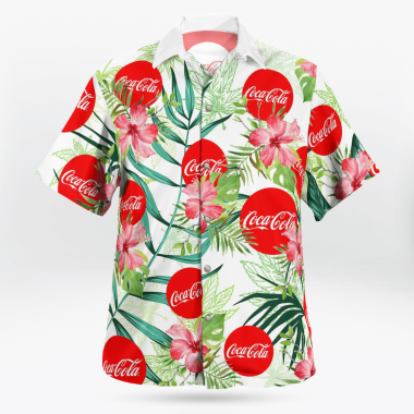 Diet Coke Hawaiian Shirts, Beach Short, hawaii short, beach shirt