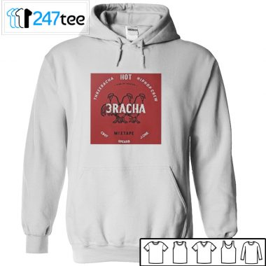 Threeracha Hot Hiphop Crew 3racha Mix Tape Shirt