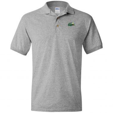 Official Mavel Alligator Loki Gator Polo Shirt
