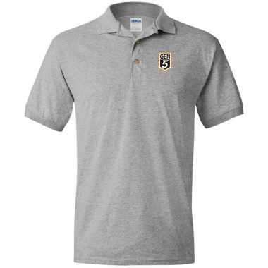 Charlie Hunnam Glock Gen 5 Polo Shirt