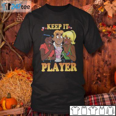 Men T Shirt vintage keep it player t shirt