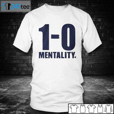 Men T shirt 1 0 Mentality shirt