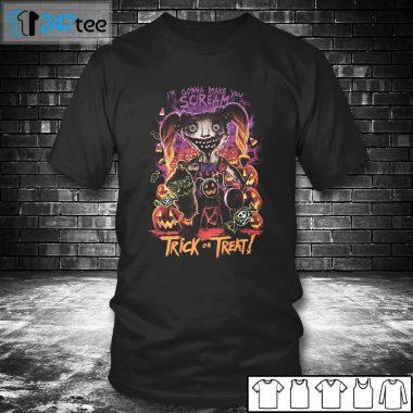 T shirt Alexa Bliss Trick or Treat Lilly T Shirt
